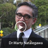 Video of Dr Marty Natalegawa