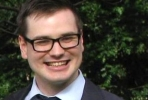Masters student Josh Machin is set to walk the world stage after being selected to head to Washington DC to work with a US Senator.